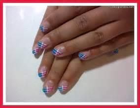 Nice nail designs for really short nails art ideas