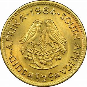 South Africa 1  2 Cent Km 56 Prices  U0026 Values