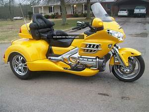2005 Honda Goldwing Roadsmith Trike
