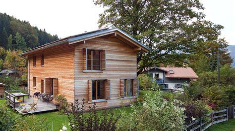 Einfamilienhaus Holzhaus Mit Ziegelfassade by Holzhaus In Schliersee Lebensraum Holz