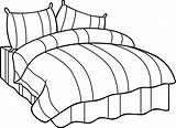 Bed Drawing Simple Sketch Cartoon Couple Mattress Coloring Ways Pain Draw Beds Drawings Couch Canopy Template Age Getdrawings Stuff Paintingvalley sketch template