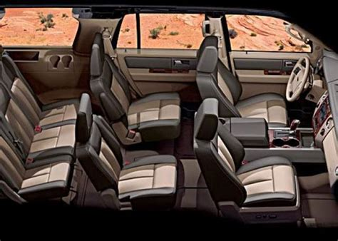 ford expedition interior 2018 ford expedition redesign release and changes