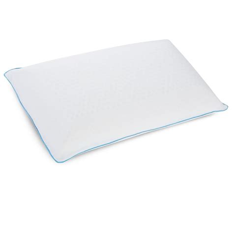 king size cooling pillow cool sleep king size plush bed pillow 810016 6060