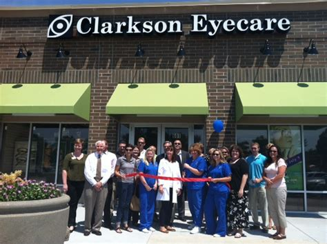 clarkson eyecare continues eastward expansion with new