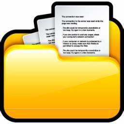 My Documents Icon | Scrap Iconset | Hopstarter
