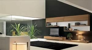 Moderne Wohnzimmer Schrankwand : ein luxus wohnzimmer im neuen glanz raumax ~ Markanthonyermac.com Haus und Dekorationen
