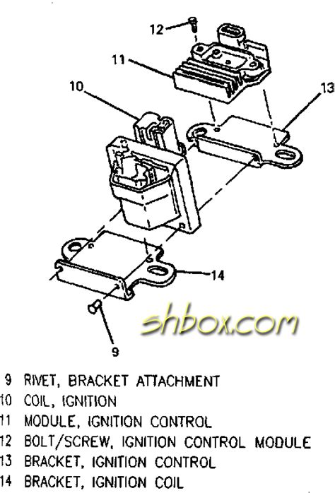 Lt1 Ignition Module Wiring Diagram by 4th Lt1 F Tech Articles