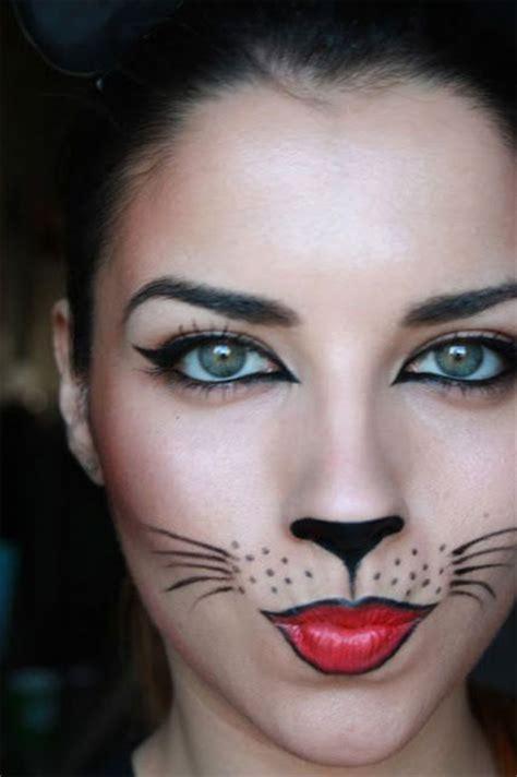halloween cat makeup  ideas  modern fashion blog