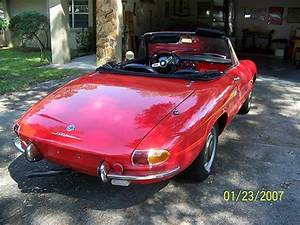 Alfa Romeo Spider 1968 : purchase used 1968 alfa romeo spider in inverness florida united states ~ Medecine-chirurgie-esthetiques.com Avis de Voitures
