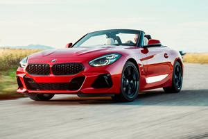 bmw  roadster review price trims specs