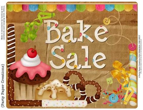 bake sale images google search food bake sale