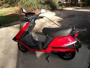 1987 Honda Elite 80 Us 99900 Image 1