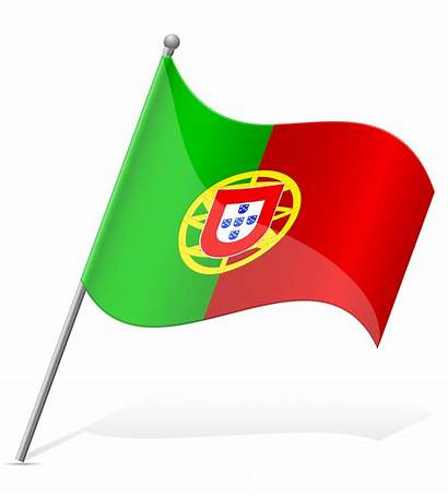 Portugal Flag Vector Illustration Vectors Clipart Graphics