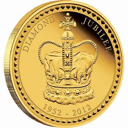 Coin Queen Gold Jubilee Diamond Elizabeth Ii