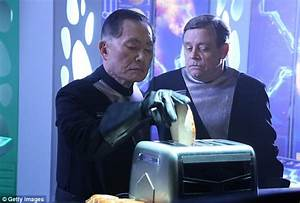 Mark Hamill and George Takei join forces as Star Trek and ...