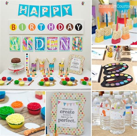 awesome birthday party ideas  boys