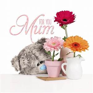 Mothers Day Me to You Bear 3D Holographic Cards   eBay
