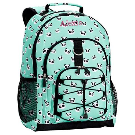 pottery barn teen backpacks gear up pool panda backpack pbteen