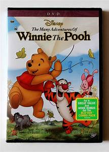 Disney The Many Adventures Of Winnie The Pooh Original