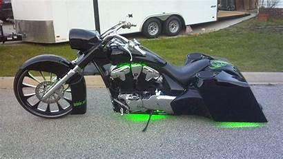 Bagger Vtx Honda Fury Baggers Metric Motorcycles