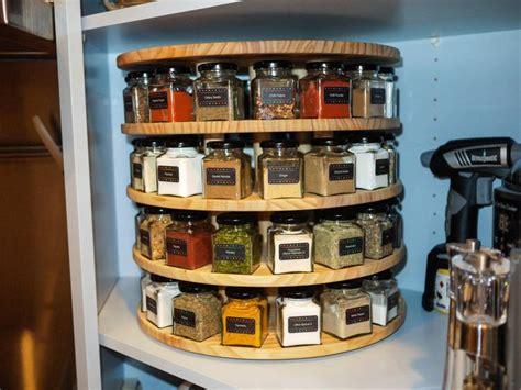 diy carousel spice rack  reddit httpimgurcoma
