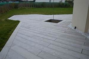 piscine beton aspect bois excellent piscines bton aspect With piscine hors sol beton imitation bois