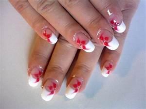Nail art designs step by