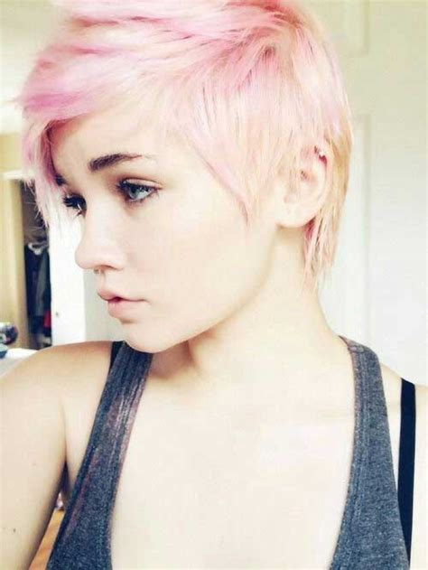 15 and pink hairstyles