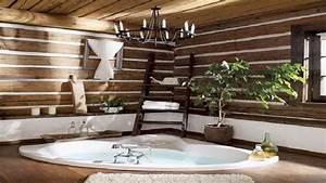 Salle De Bain En Bois : salle de bain bois pour une d co au confort maxi deco cool ~ Teatrodelosmanantiales.com Idées de Décoration