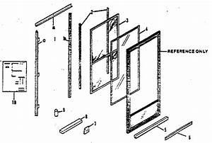 Replacement Parts Diagram  U0026 Parts List For Model