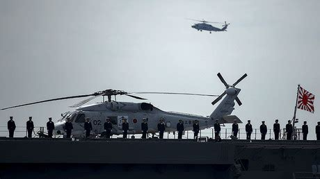 japan commissions new 1bn izumo class helicopter carrier