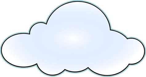 cloud clipart black and white cloud clip black and white free clipart images