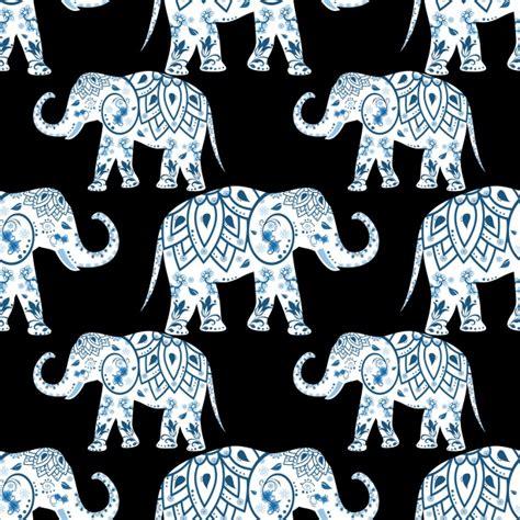 elephant pattern background  stock photo public