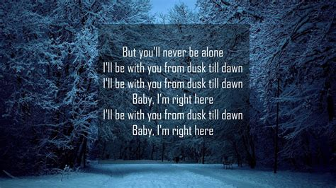 dusk till dawn mp3 download wapking