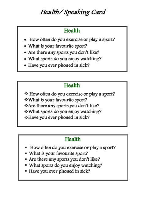 200 free printable health activities health worksheets