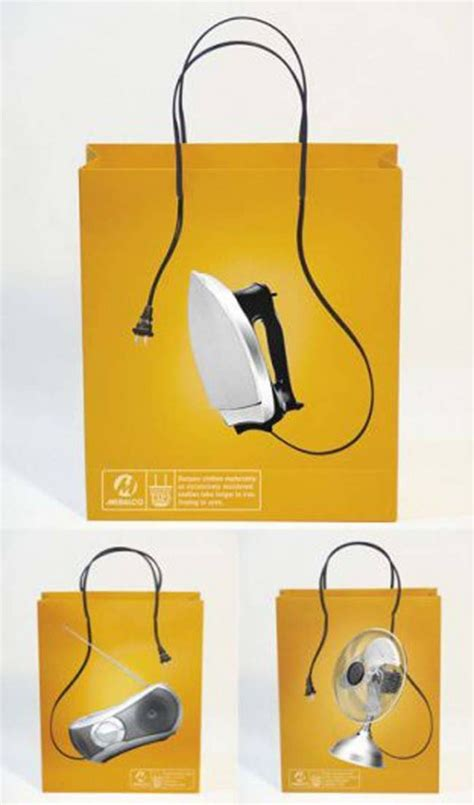 shopping bag design 25 clever shopping bag designs that push the limit of