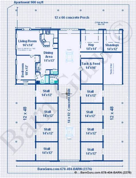 barn with living quarters floor plans floor plans for pole building with living quarters