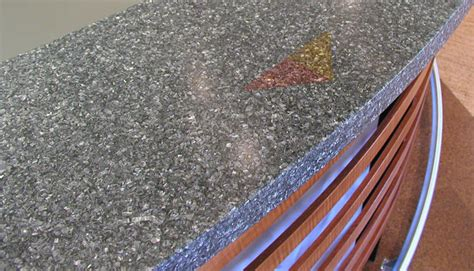 alkemi countertops 3rings alkemi recycled aluminum solid surfaces 3rings