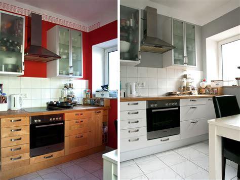 Küchen Türen Ikea by Ikea Faktum Vorher Nachher Einrichten