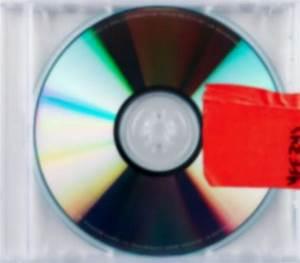 Has Kanye West gone minimalist for new 'Yeezus' album cover?
