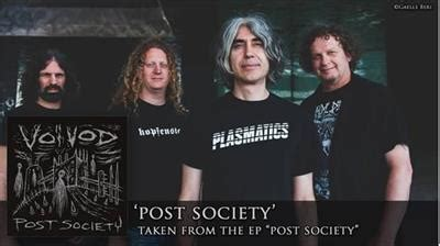 Century Media Records  Voivod  Preorder Started; Title