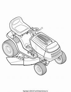 Troy Bilt 13av60kg011 Bronco  2009  Parts Diagram For