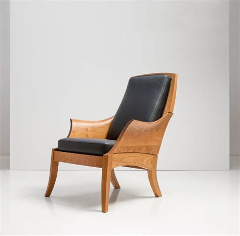 Affordable Wing Chair by Wing Chair Thos Moser