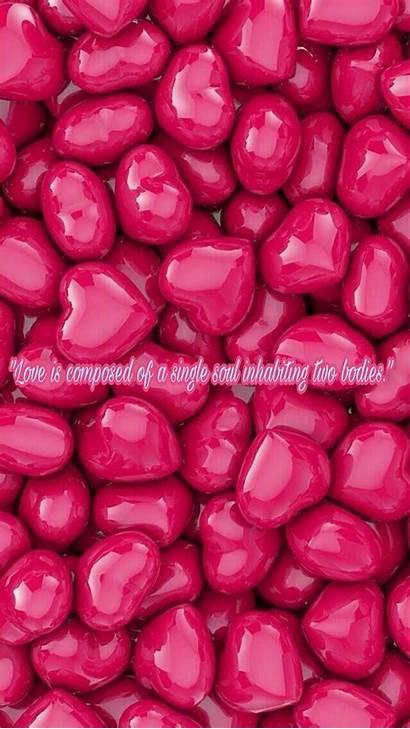 Wallpapers Happy Valentines Valentine Aesthetic Iphone Quotes