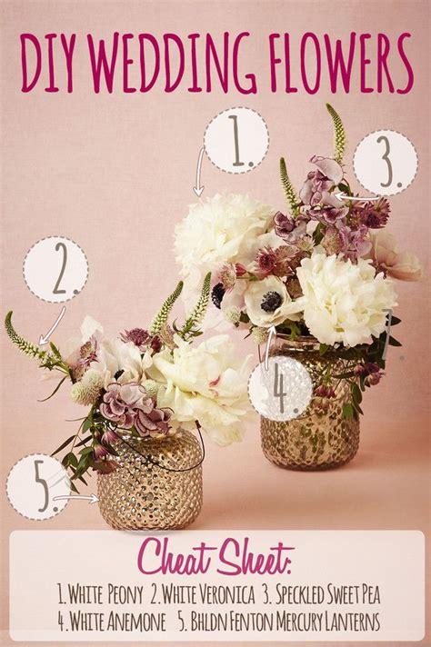 diy peony wedding flower centerpiece recipe flowers