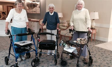 walkers seniors senior citizen crucial know things systems step walesfootprint