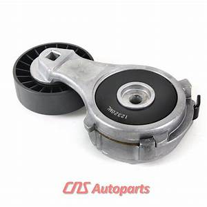 Serpentine Belt Tensioner Pulley For Chevy S10 Gmc S15