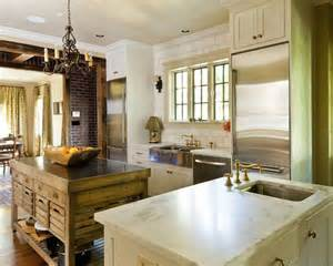 kitchens with two islands cooper kitchen island country kitchen