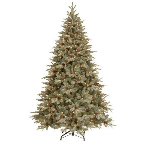 12 ft feel real alaskan spruce artificial christmas tree