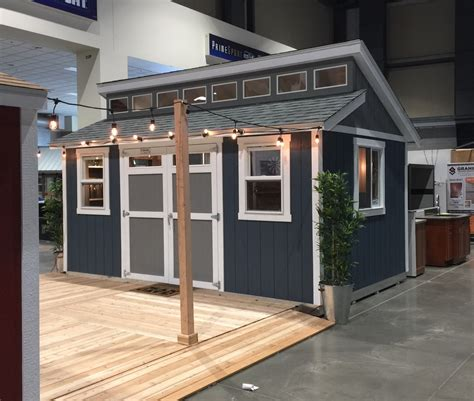 Tuff Shed Corporate Office Denver by Tuff Shed Display At The Seat Tuff Shed Office Photo
